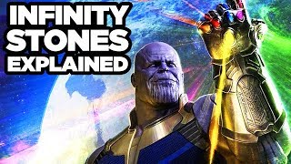 What Are The Infinity Stones? - Locations, Hist...