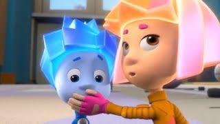 �������� ���� Zeichentrickfilme für Kinder - Compilation 11 - Die Fixies -  12 Folgen ������