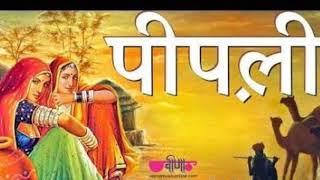 पीपली Peepli Superhit Rajasthani Remix Seema Mishra