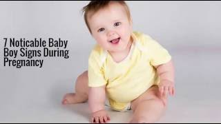 7 Noticable Baby Boy Signs During Pregnancy - plan my baby by alicia pennington