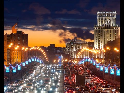 City on the Move: How Moscow's Transport Infrastructure Will Change