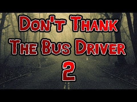 Fortnite Scary Story: Don't Thank The Bus Driver 2
