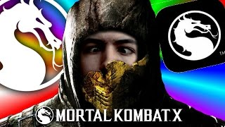 CHILDHOOD MEMORIES! - Mortal Kombat X - Best New Mobile Graphics Ever?!