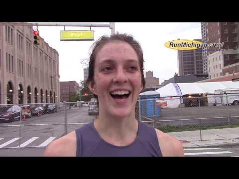 Interview: Emily Oren, 2017 Detroit Free Press Intl. Half Marathon Women's Champion