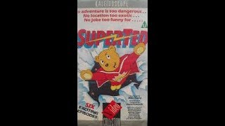 SuperTed: Volume 1 - Six Exciting Episodes (1986 UK VHS)