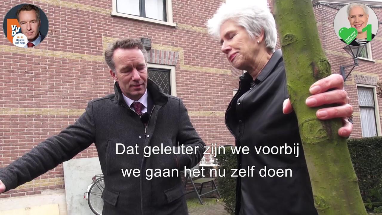 Wybren Van Haga Vvd Lijst 1 Nr 41 En Louise Van Zetten Hvh