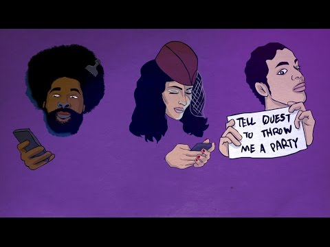 STORYVILLE #2: QUESTLOVE VS. PRINCE