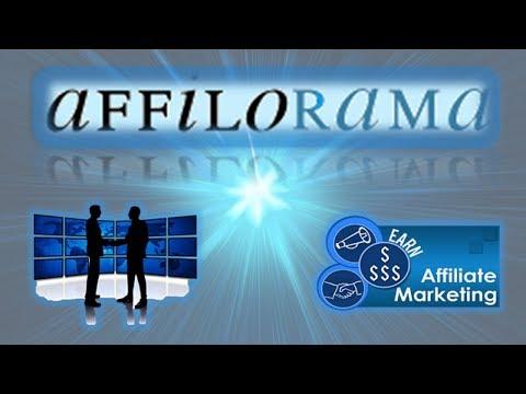 Affilorama – Affiliate Marketing Blueprint