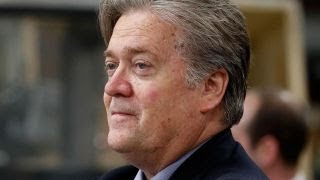 Bannon 'going to war for Trump' after White House exit