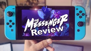 The Messenger REVIEW | Nintendo Switch & PC (Video Game Video Review)