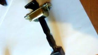 Восстановление ограничителя двери Lancer 9