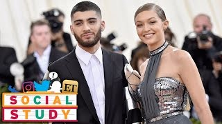 Gigi Hadid Wishes 'Handsome' Boyfriend Zayn Malik Happy Birthday With Sweet Throwback Pic