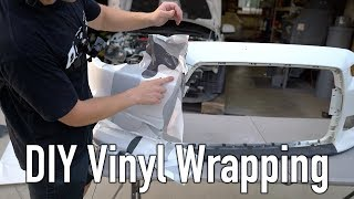 The Only Vinyl Wrap Video You
