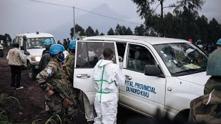 Italian ambassador among three killed in attack on UN convoy in DR Congo