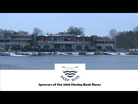 2018 Henley Boat Races, brought to you by Deep Dive