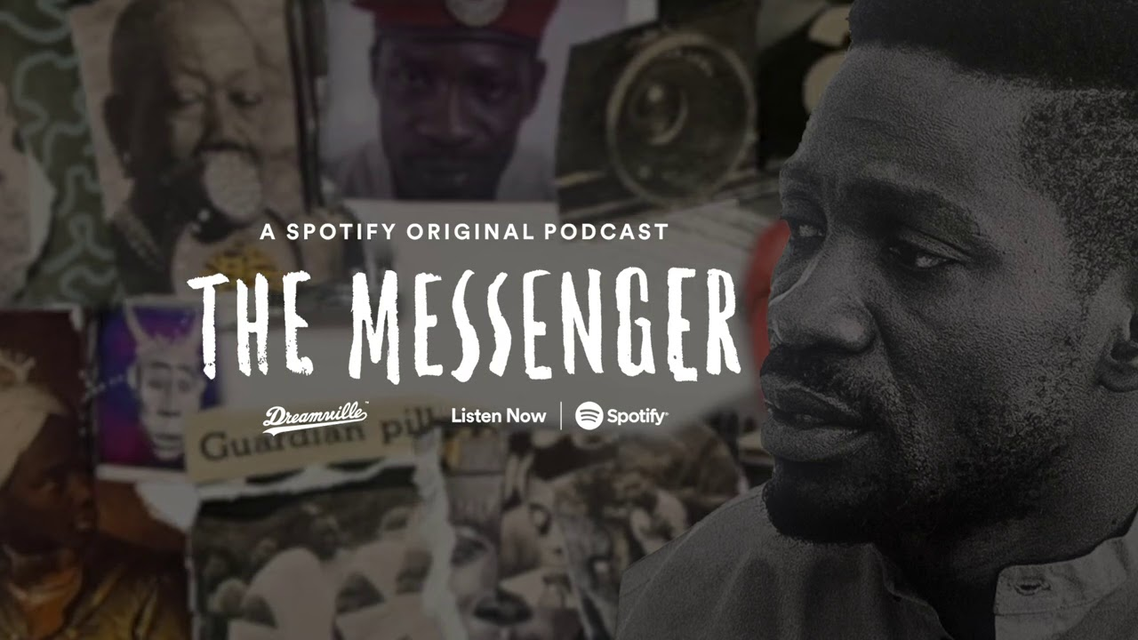 """The Messenger Podcast: Episode 1 """"Freedom"""" - Bobi Wine's Story, narrated by Bas - Listen on Spotify"""