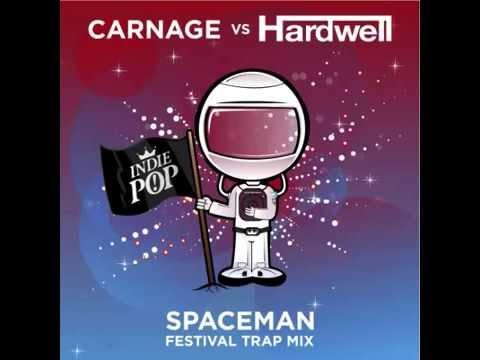 Hardwell - Spaceman (Trap Remix)