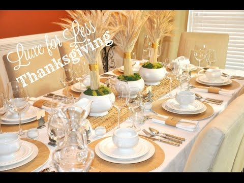 Pottery Barn Amp Williams Sonoma Dupes Thanksgiving