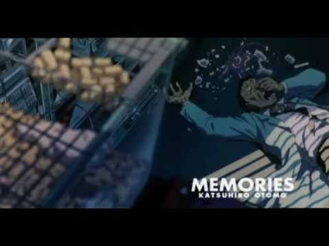 Memories DVD Trailer