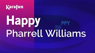 Karaoke Happy - Pharrell Williams *