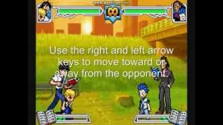 *BONUS VID* Zatch Bell: Electric Arena Guide to Controls
