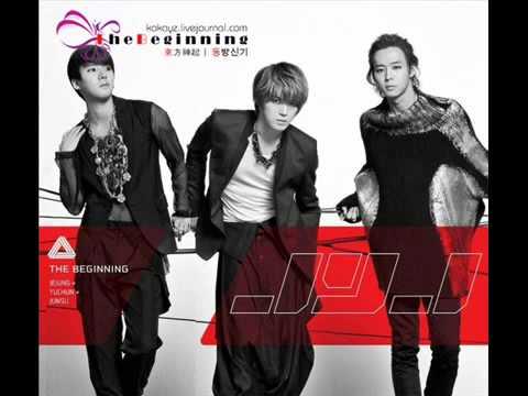 JYJ - '' The Beginning'' -  Intro.