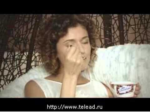 Реклама Даниссимо: Какой крем-брюле Даниссимо выберешь ты?