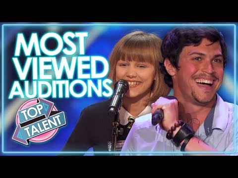 MOST VIEWED Auditions On X Factor UK, X Factor USA, America's Got Talent & Britain's Got Talent!