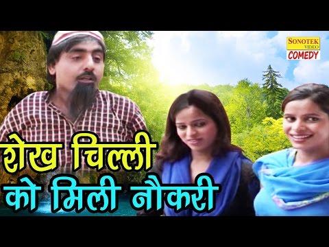 शेखचिल्ली को मिली नौकरी    Indian Comedy Masala    Dehati Maza     Shekhchilli Ka Dhamaka