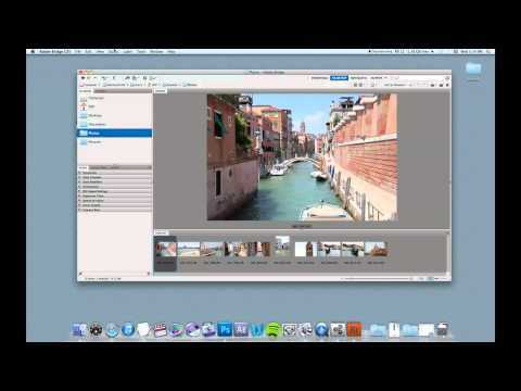 Simple Viewer Slideshow/Adobe Bridge Tutorial