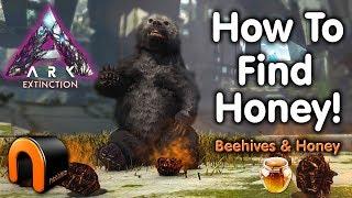 Ark Extinction HONEY - Where To Find Honey!