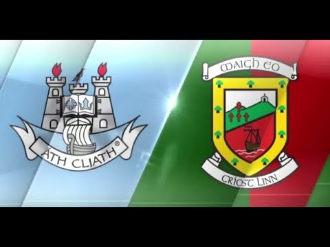 Dublin vs Mayo Highlights - All Ireland Football Final 2017 (HD)