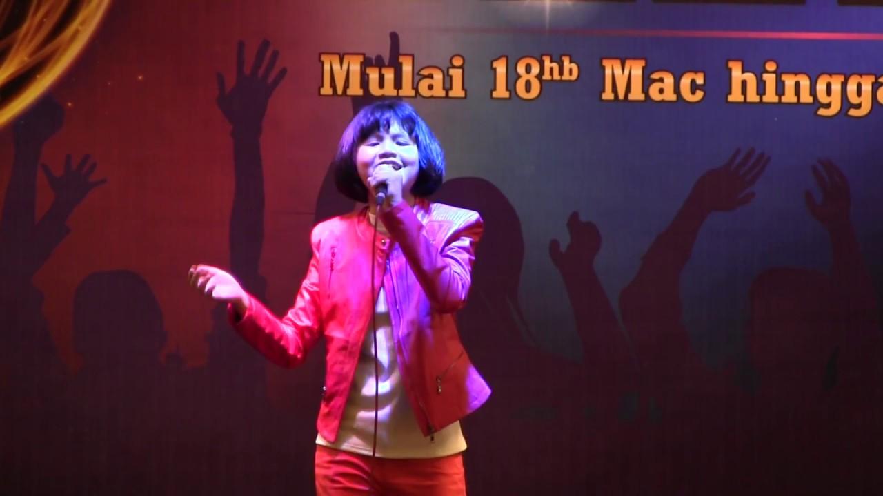 Madah Berhelah Pertandingan Karaoke Super 7 Idol 2017 Youtube