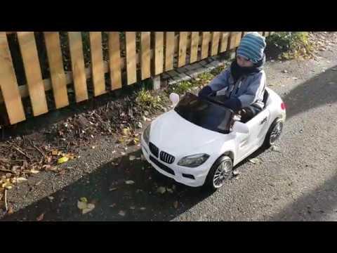 Ubrugte Elbil för barn 12V - 2x25W Cab - YouTube CY-81