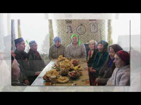 Kalia Carnaly - Kemnar pes? Siberian tatar. Сибирские татары