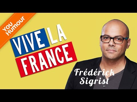 FREDERICK SIGRIST - Vive la France