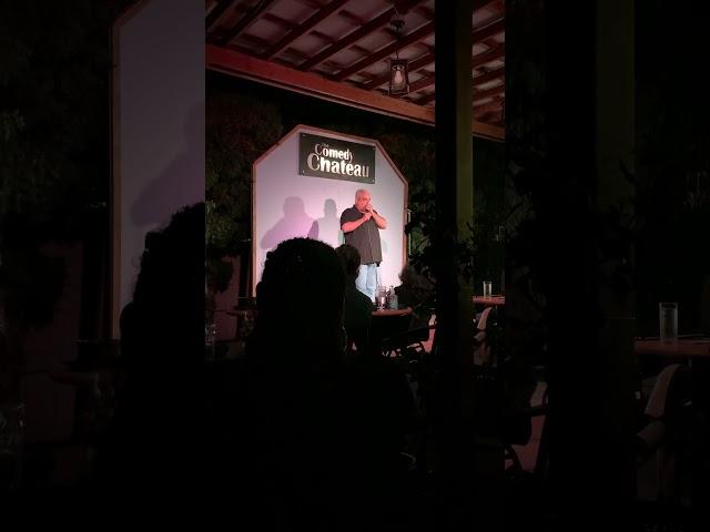 Chateau Comedy club 4/16/21