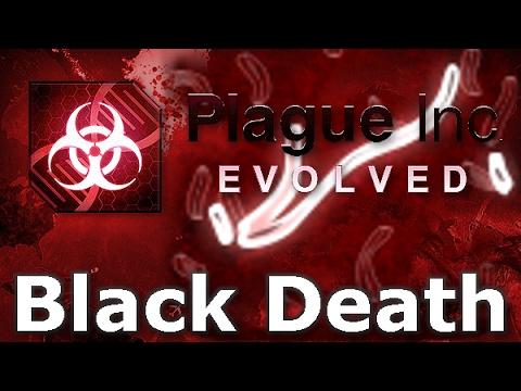 Plague Inc: Official Scenarios - Black Death (Mega Brutal)