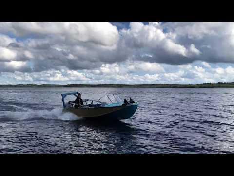 Катер Воронеж мотор Honda BF30