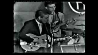 Eddie Cochran - Be Honest With Me (Town Hall Party)