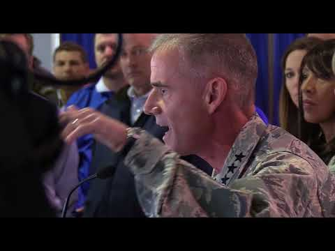 Lt Gen Silveria addresses cadets about racism incident