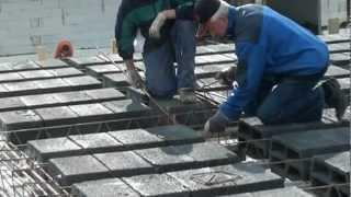 2011 10 21 układanie stropu terriva