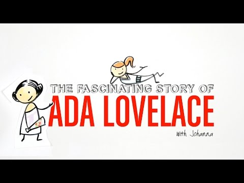 The fascinating story of ADA Lovelace