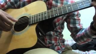 Xóa Tên Anh - Toàn Đoàn Guitar Cover