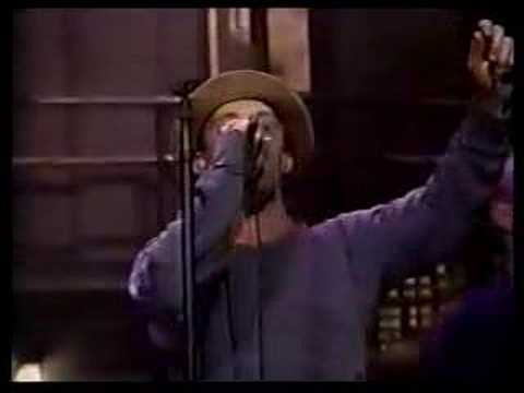 Blind Melon Galaxie live on letterman