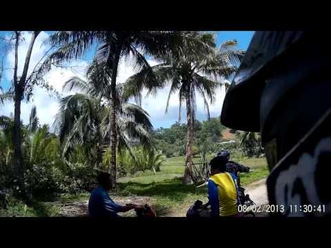 Dirt Bike Trails at Bontoc, Southern Leyte