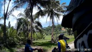 Dirt Bike Trails at Bontoc, Southern Leyte