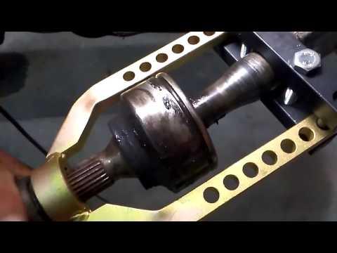 CV joint puller tool - (Saca homocinéticas )