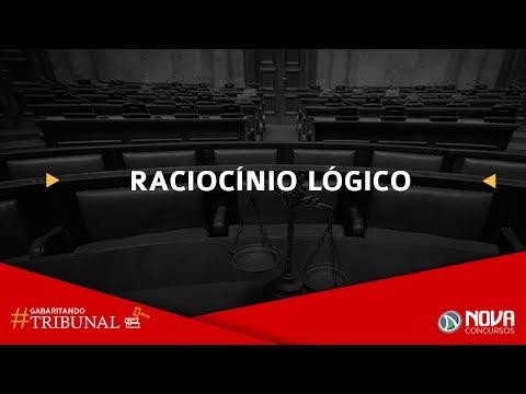 Revisão de Raciocínio Lógico - TJ-SP, com o Prof. Ricardo Nunes