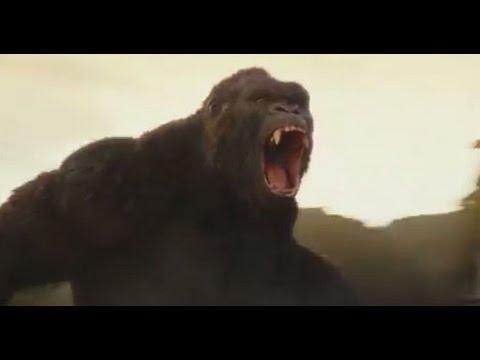 "Phim bom tấn ""KONG: SKULL ISLAND"" Trailer 2"